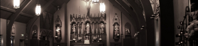 ST. STEPHEN THE FIRST MARTYR PARISH Rotating Header Image